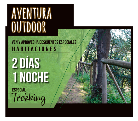 Pack especial outdoor